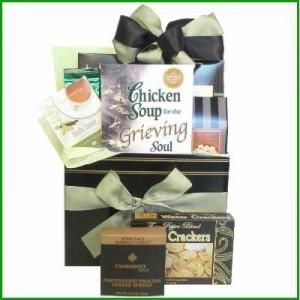 Unique Condolence Gift Baskets | www