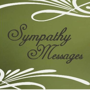 Simple Sympathy Messages for Loss
