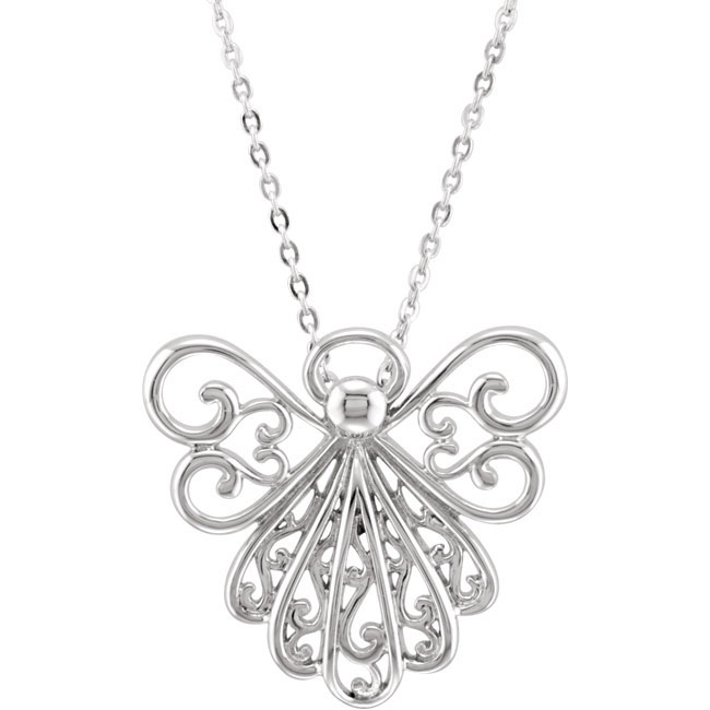 An Angel in You Necklace, Jewelry with Meaning