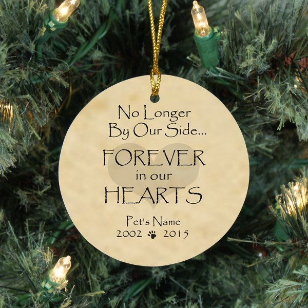 Pet Christmas Memorial Ornament Exclusive by Remember Me