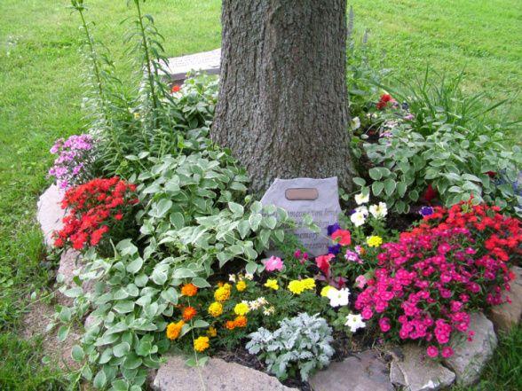 Memorial Garden Stones Pet