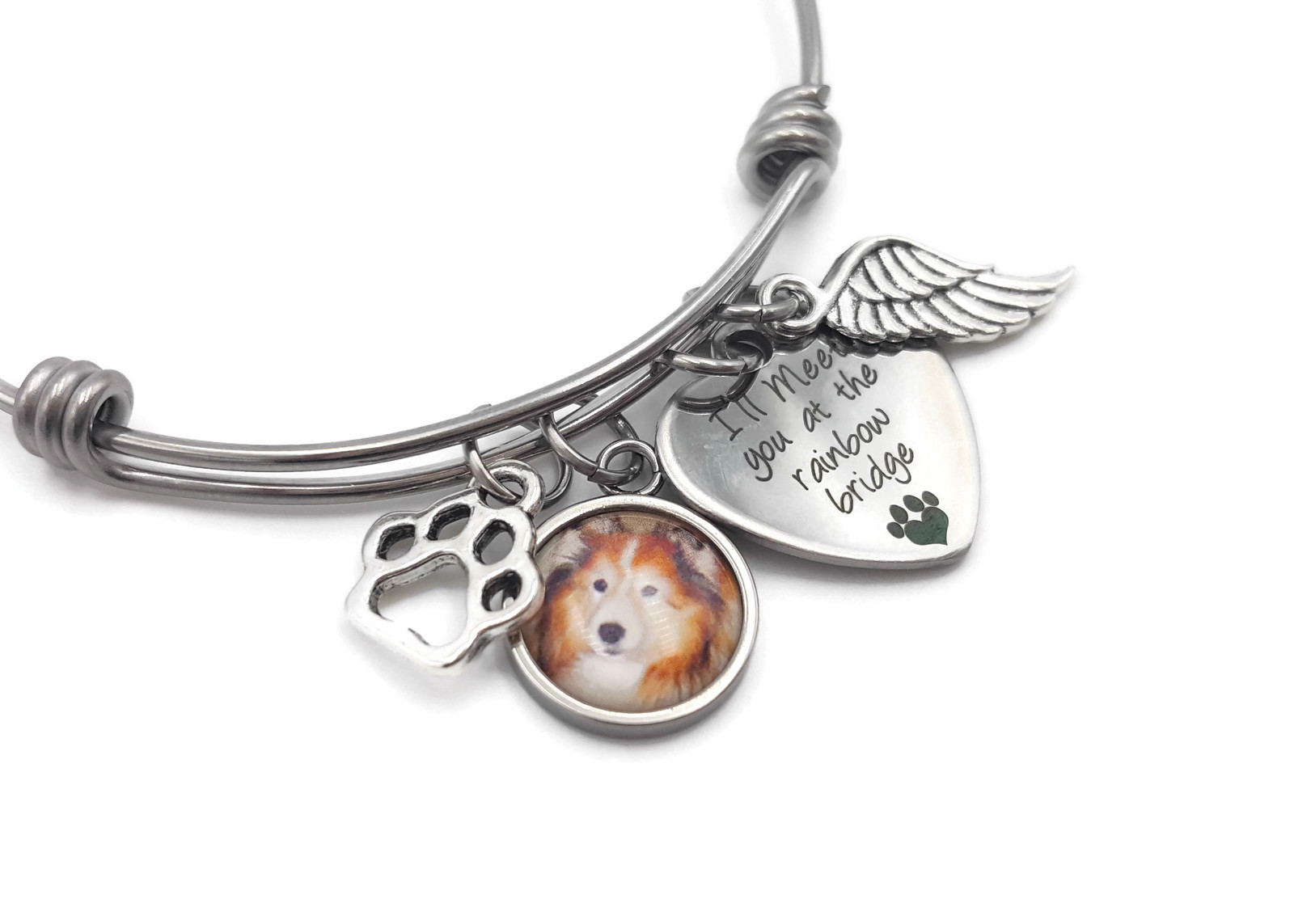 Pet Memorial Jewelry by Handmade By Remember Me