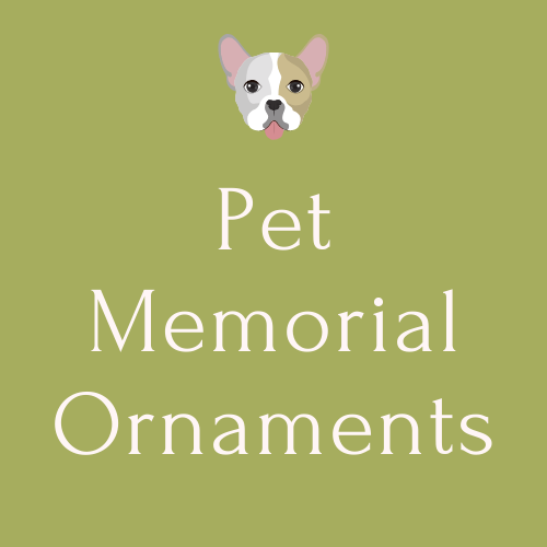 Pet Memorial Ornaments