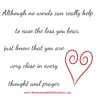 Image result for i am sorry to hear about your loss my condolences