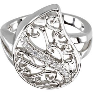 Comfort Tear Ring