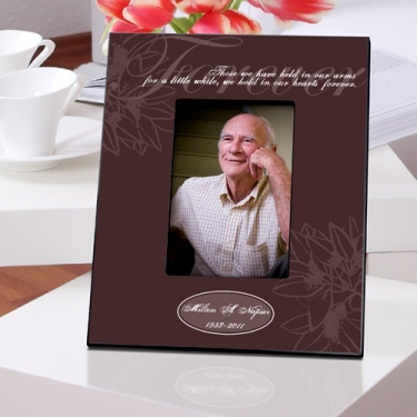 Personalized Memorial Picture Frame Forever