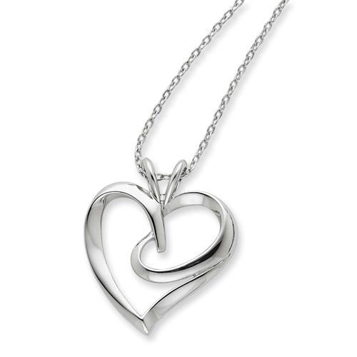 A Hugging Heart Inspirational Jewelry